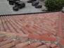 Rifacimento copertura e cornice tetto