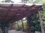 Ristrutturazione pompeiana in legno